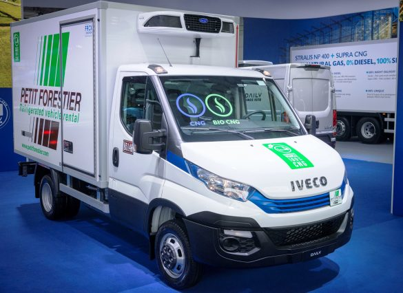IVECO ปูพรมยกทัพรถพาณิชย์พลังงานสะอาด 18 รุ่น ร่วมงาน IAA 2018