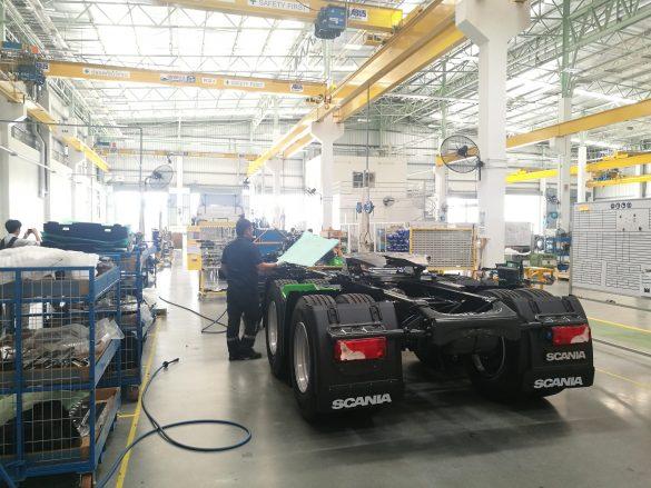 เดือด! สแกนเนีย เปิดตัว NTG พร้อมโรงงานแห่งใหม่ในไทย