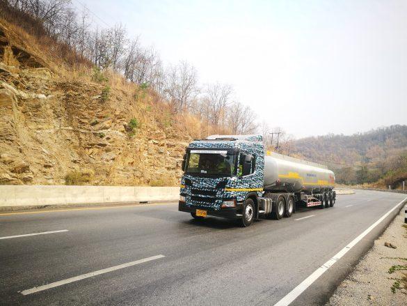 ทดสอบก่อนใคร Scania P360 NTG ใหม่!